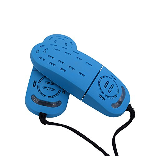 Dryer Shoes, Bshining Retractable Dryer Warmer Shoes Device Footwear Heater Deodorant Anti-bacterial Dehumidify (blue) by Bshining (Image #1)
