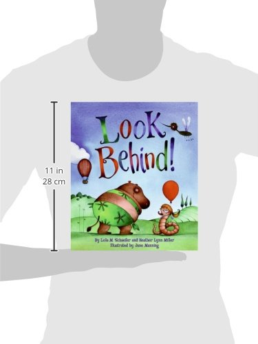 Look Behind!: Tales of Animal Ends by Greenwillow Books