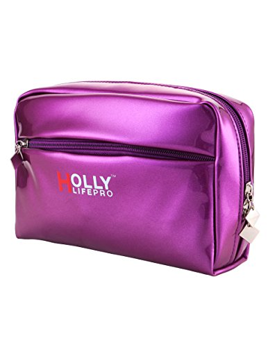 holly-lifepro-2pcs-of-set-elegant-pu-leather-handy-cosmetic-pouch-clutch-makeup-bag-travel-accessory