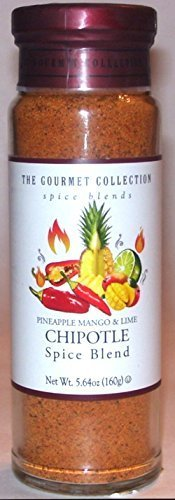 The Gourmet Collection Pineapple Mango & Lime Chipotle Spice Blend 5.6oz (160g) by Unknown by Unknown (Image #1)