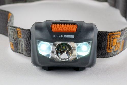 On Sale! 270 Lumen Bonfire Vanguard Headlamp - multi-purpose Cree LED- 3xAAA Batteries (Headlight For Medic)