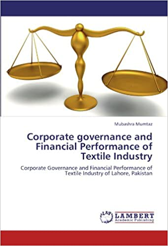 Amazon com: Corporate governance and Financial Performance of