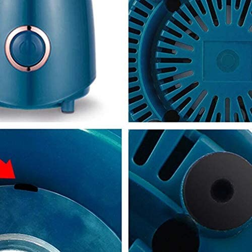 SHDS Mini Electric Juicer Portátil Procesador De Jugo De Fruta Doméstico A Pequeña Escala Extractor Blender Smoothie Maker