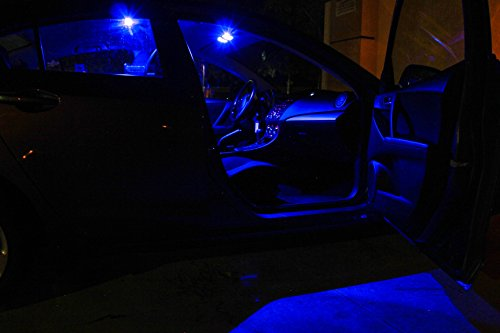 Ledpartsnow Hyundai Elantra 2011 Amp Up Blue Premium Led