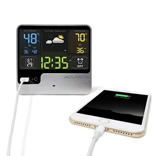 AcuRite 01129M Alarm Clock