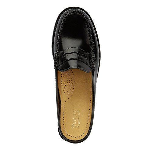 Box Open Women's 22809 Bass Shoe Leather 71 H Back amp; Mule G Wynn ikS7RyzKPM Black 4fYOw84xq