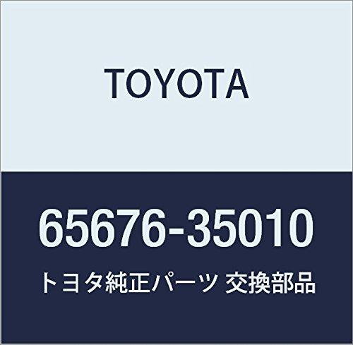 - Genuine Toyota 65676-35010 Wheel House Seal