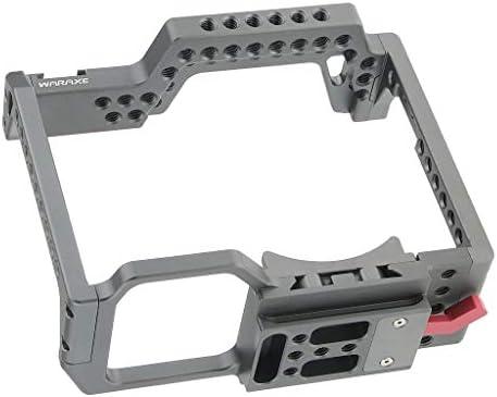 perfk カメラケージ パナソニックGH4 GH5カメラ対応 スタビライザー 撮影安定性機材