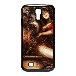 Dragon's Crown Samsung Galaxy S4 9500 Cell Phone Case Black xlb2-194985