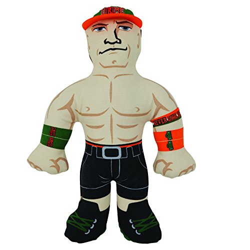 WWE Plush John Cena Dog Toy (Cena Stuffed Toy John)