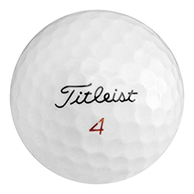 50 Titleist NXT Tour Mix AAAA Near Mint Used Golf Balls With Tote Bag