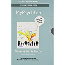 NEW MyPsychLab with Pearson eText -- Standalone Access Card -- for Discovering the Life Span (3rd Edition)