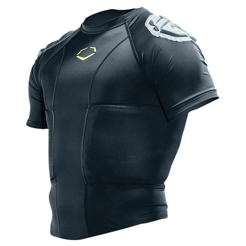 EvoShield Adult HybridPro 2.0 Football Rib Shirt - M