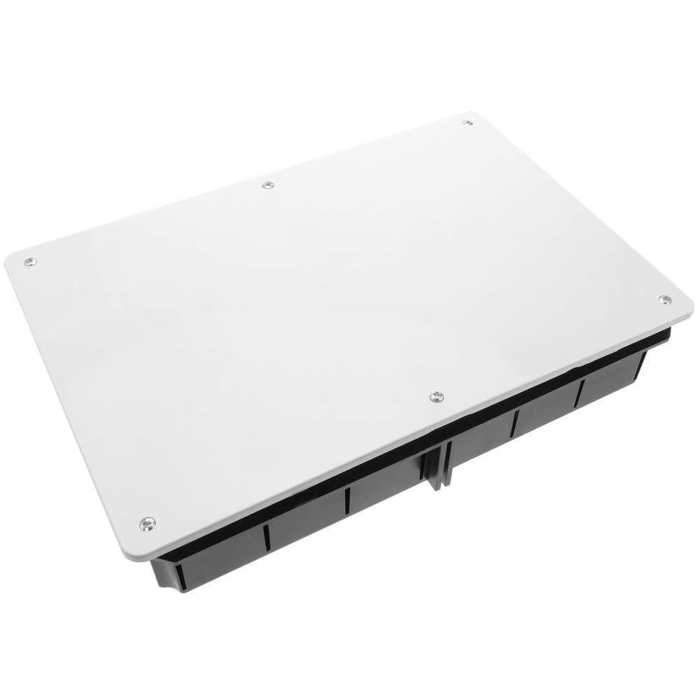 BeMatik - Caja empotrada de Registro elé ctrico Rectangular 300x200x60 mm BeMatik.com