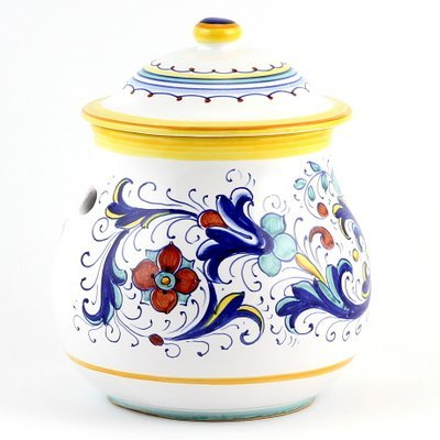 RICCO DERUTA: Garlic Onion Jar Keeper (Large)