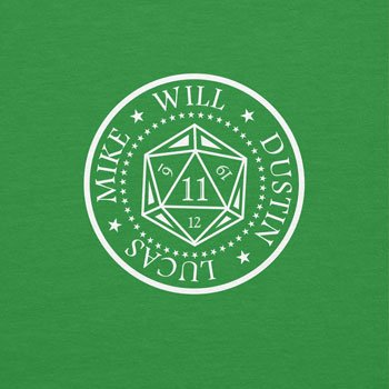 NERDO Strange Cube - Damen T-Shirt, Größe S, grün