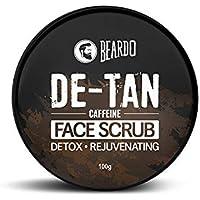 Beardo De-Tan Face Scrub, 100 gm | Tan Removal | Made in India