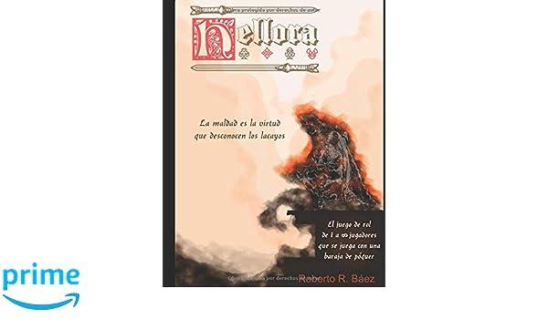 HELLORA: Juego de Rol (Spanish Edition): Roberto R. Báez ...