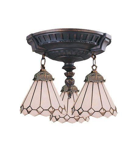 04 Tiffany Ceiling Lamp - 9