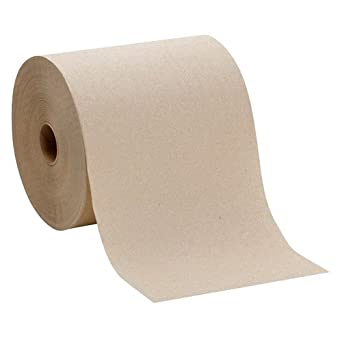 8 x 800/' Roll Poly-bag Protected Brown Kimberly Clark 04142 Scott Hard Roll Paper Towels 8 x 800 Roll 1 Individual Roll of 800 Poly-bag Protected 1 Individual Roll of 800/'