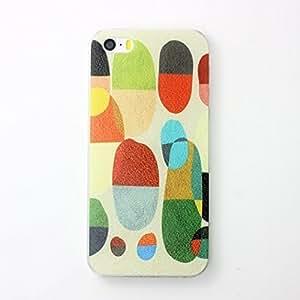 Case for Apple iphone 6 plus House Painting Happy Matte WANGJING JINDA