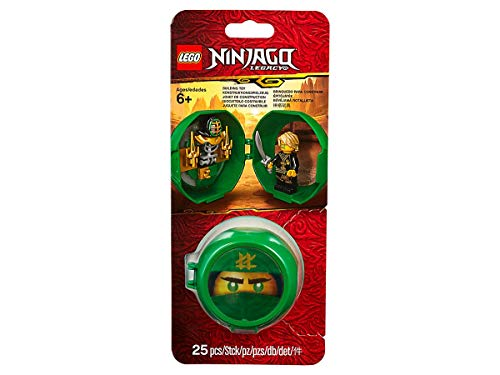 Ninjago Legacy Lego Lloyd's Kendo Training Pod Minifigure 853899 (25 Pieces)
