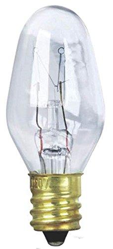 120volt 10 watt appliance bulb - 3