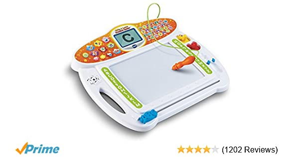 5286eb530a8 Amazon.com  VTech Write and Learn Creative Center  Toys   Games