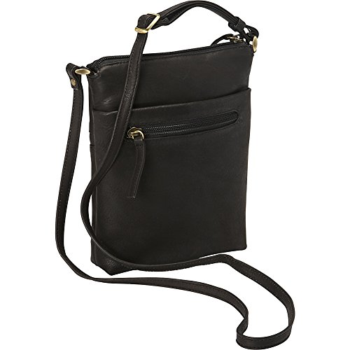 Top Crossbody Black Zip Slim N Alexander S Derek wnWZqaH1w