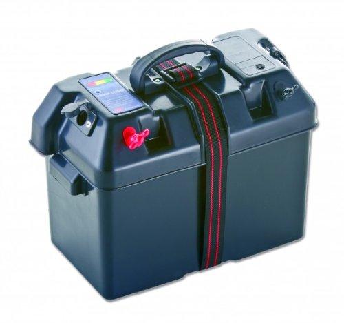 Batteriekasten Equipped