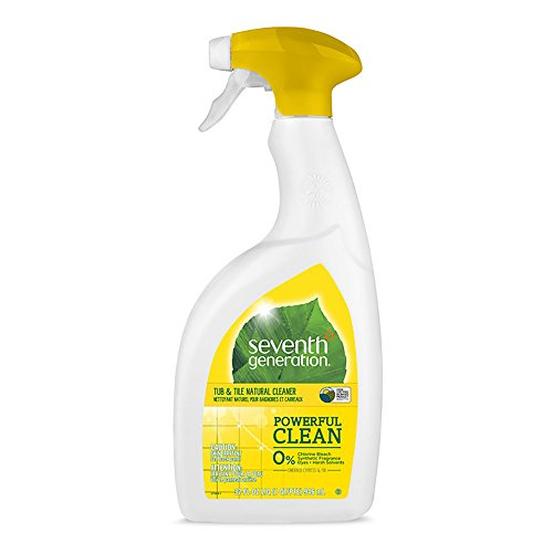Seventh Generation  Emerald Cypress & Fir Tub and Tile Cleaner 32 oz