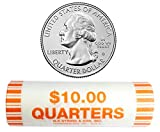 2020 D National Park Quarter Roll Quarter US Mint