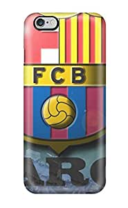 Defender Case With Nice Appearance (barcelona Fc) For Iphone 6 Plus