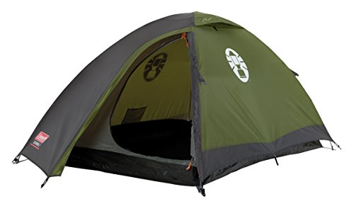 Coleman Weatherproof Darwin Unisex Outdoor Dome Tent available in Green - 2...