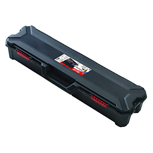 TROPHY ANGLER Black Widow Hard-Sided Ice Rod Case 45/'/' ASG-BWHC-45