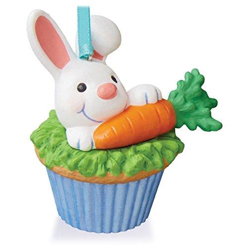 Some Bunny to Love Keepsake Cupcake Ornament 2016 Hallmark -