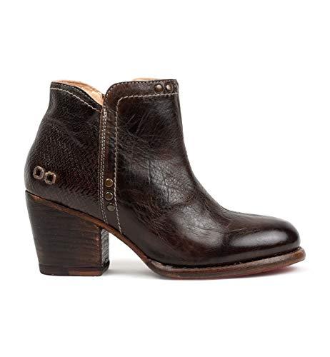 Bed|Stu Women's Yell P Leather Boot (7 M US, Tiesta Di Moro Rustic)
