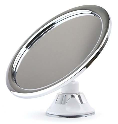 Fogless Shower Mirror Shaving Bathroom product image