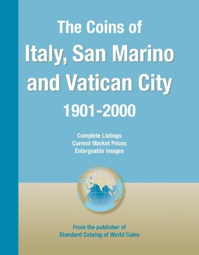 Coins of the World: Italy, San Marino, Vatican