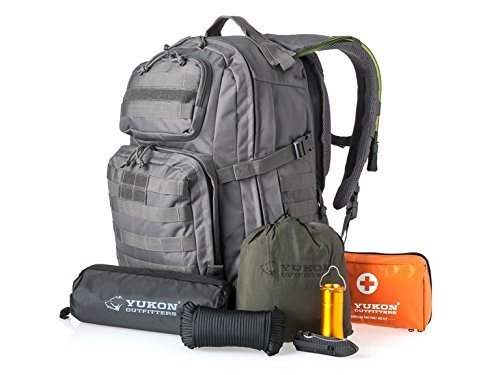 Yukon Outfitters Survival Kit (Storm Grey)