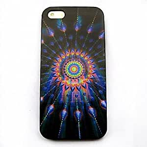 WQQ Aztec Pattern Hard Case for iPhone 4/4S