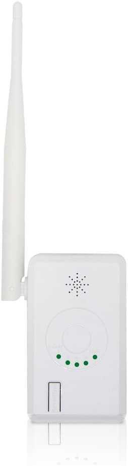 OOSSXX Wireless Security System Wi-Fi Extender,Every Extender can Support 4 pcs Wireless Camera.