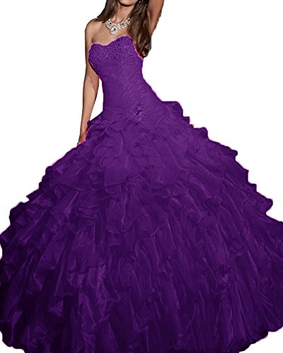 dresses for the damas in a quince - 2