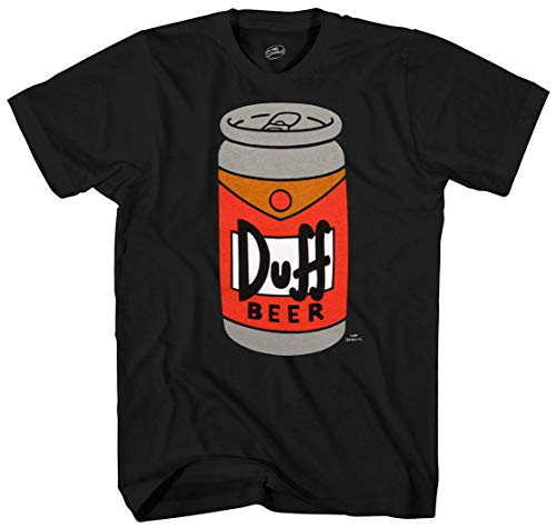 Simpsons Duff Girl Costumes - The Simpsons Duff Beer Can Adult