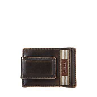 FOSSIL Magnetic Multicard Fpw Color: Black Wallet