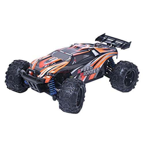 BHYDRY RC Car 1:18 2.6G Four-Wheel Drive High Speed Off Road Remote Control Car Snow Mountain Climbing