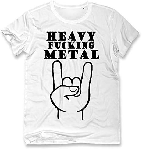 PC Hardware Store Heavy Metal Camiseta para Hombre: Amazon.es: Ropa y accesorios
