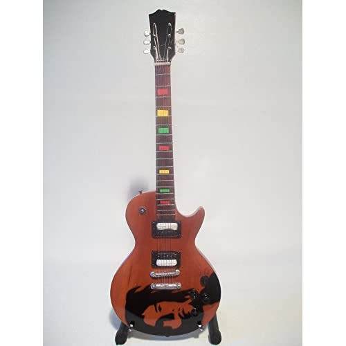 Guitare miniature Gibson Bob Marley