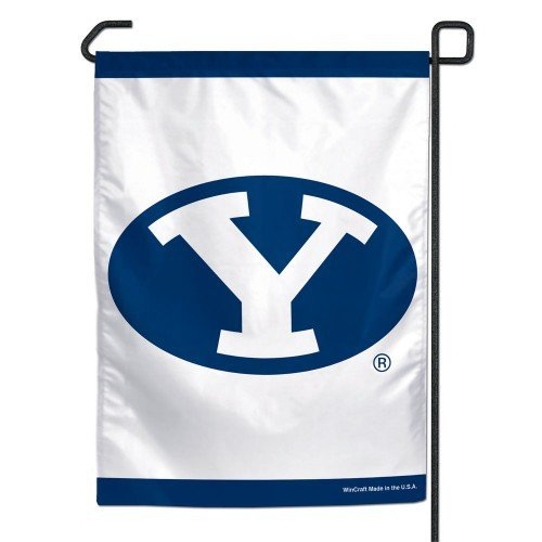NCAA Brigham Young University WCR67981091 Garden Flag, 11