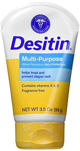 Desitin Clear Diaper Rash Ointment, 3.5 Ounce